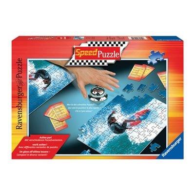 Ravensburger 15132 - Speed Puzzle: Wellenreiter - 2 x 81 Teile -