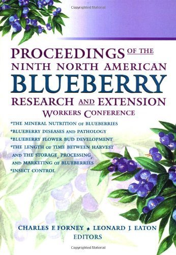Proceedings of the Ninth North American Blueberry Research and Extension Workers Conference by Leonard Eaton (2004-10-15)