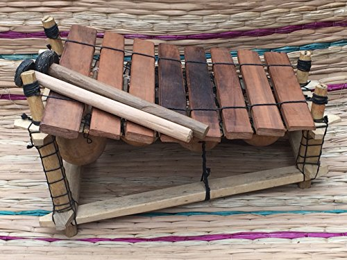 genuine-african-wooden-8-key-xylophone-fair-trade-from-ghana