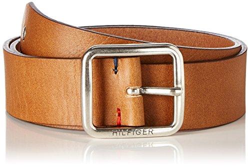 tommy-hilfiger-new-denton-regular-belt-40-ceinture-femme-marron-luggage-leather-80-cm-taille-fabrica