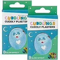 Cuddlings Kuscheltierpflaster Glow-in-the-dark 2-pack preisvergleich bei billige-tabletten.eu