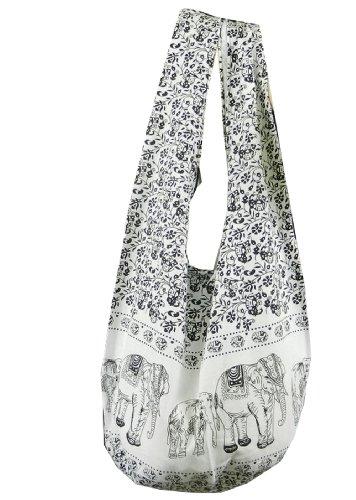 Ethnic Elephant Sling Bag