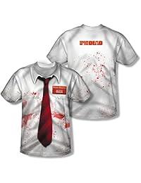 Shawn Of The Dead - sanglant T-shirt de T-shirt des hommes