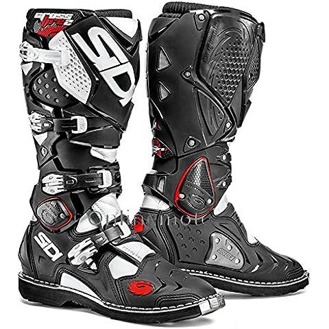 Sidi Crossfire 2 nero/bianco-speciale ordine Moto Boot