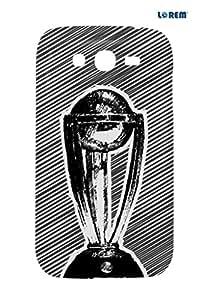 Lorem Back Cover For Samsung Galaxy Grand (i9082)-Multicolor-L23283