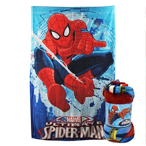 MANTA CORAL 95 X 150 SPIDERMAN