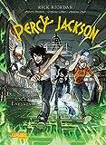 Percy Jackson (Comic) 4: Die Schlacht um das Labyrinth