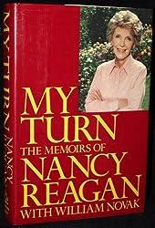 My Turn by Nancy Reagan (1989-10-30)