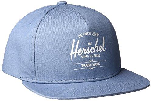 Herschel Supply Co. Stone Bleu Whaler Snapback Cap