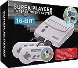 Console SUPER PLAYERS Jr. - PAL & NTSC + Cartouche Legend Of Zelda Goddess Of Wisdom (La console accepte toutes les Cartouches France/Europe, USA & Japon)