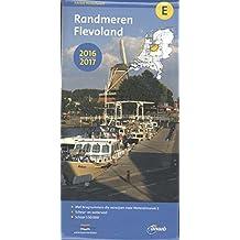 Waterkaart E Randmeren Flevoland 1 : 50 000 (ANWB waterkaart (E))