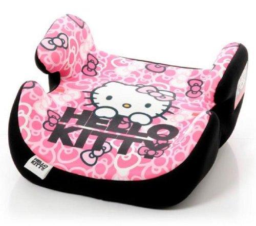 Disney Rehausseur Bas de 15 à 36 kg Topo Comfort Hello kitty