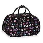 Ladies Travel Holdall Bags Hand Lugga...