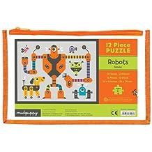 Robots Pouch Puzzle