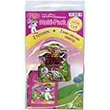 Universal Trends BO21639 - Filly Unicorn Sticker Multipackung