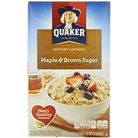 Quaker Instant Brown Sugar oat