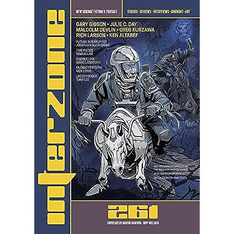 Interzone #261 (Nov-Dec 2015) (Science Fiction & Fantasy Magazine) (English (Baldwin Magazine)