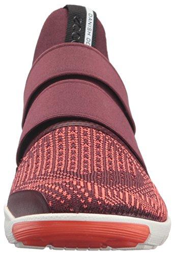 ECCO Intrinsic 2, Scarpe da Ginnastica Basse Donna Rosso (50315bordeaux-coral Blush/bordeaux)