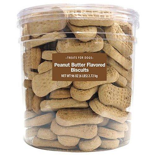 Sunshine Mills Peanut Butter Biscuits Cookies Barrel Snacks Flavor Dog Foods Barrel Cookie