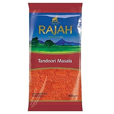 Rajah Tandoori Masala, 400 g by Rajah