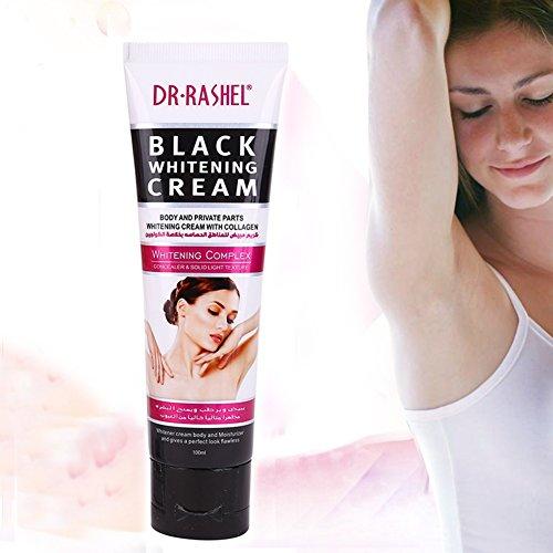 OYOTRIC Whitening Cream Safe Natural Ingredients Cream Get Rid of Dark Armpit/Inner thigh/Elbow/Knee Fast/Private Part Nipple Whitening Pinkish Cream