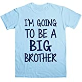 Best Big Brother Tshirt Kids - I'm Going to Be A Big Brother Kids Review