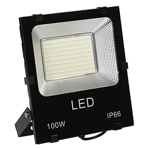 KY Faretto Sensore di Movimento Luci di inondazione del sensore di Moto LED 50W-200W, Luce di Sicurezza Impermeabile, proiettori PIR, Auto On/off per Cantiere, Giardino carraio (Dimensioni : 150w)