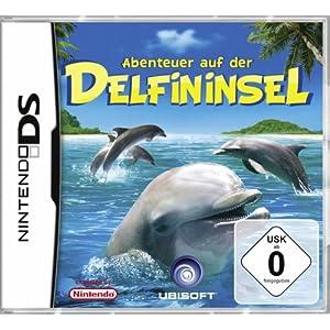 Abenteuer auf der Delfininsel – [Nintendo DS]
