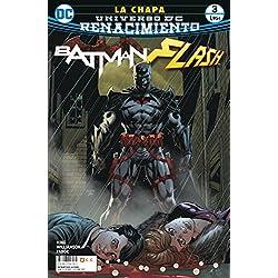 Batman/ Flash: La chapa O.C.: Batman/Flash: La chapa 3