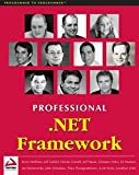 Image de Professional .NET Framework