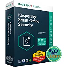 Kaspersky Small Office Security Latest Version-10 PCs + 1 File Server 1 Year (CD) + 10 Mobile Devices