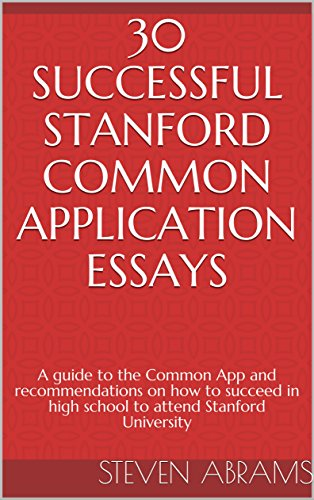 stanford common application essay Viral costco essay writer thanks essay hell read brittany stinson's college application essay that landed her in four ivies—plus stanford i can't resist the news stories that break this time of year announcing students who.