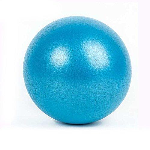 Leoie Yoga Pilates Fitness Balance & Stability Mini Anti Burst PVC Exercise Posture Ball