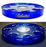 Ballantines Gläser Display beleuchtet mit Akku