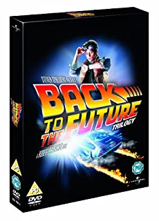 Back to the Future Trilogy [DVD] [1985] (B0041G67VA) | Amazon price tracker / tracking, Amazon price history charts, Amazon price watches, Amazon price drop alerts