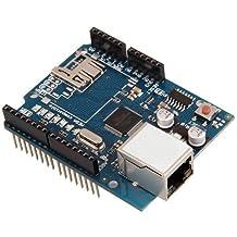 Demarkt Placa Arduino con Ethernet Shield W5100 - Servidor Web ,Domotica