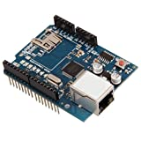 Arduino Ethernet Shield W5100 - Home Automation, Server Web