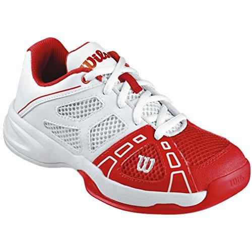 Wilson Rush Pro 2 Zapatillas de tenis para niños, color, talla 34 2/3
