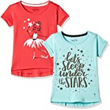 #2: Palm Tree Girls' Jumper (Pack of 2)