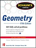 Schaum's Outline of Geometry, 5th Edition (Schaum's Outlines)