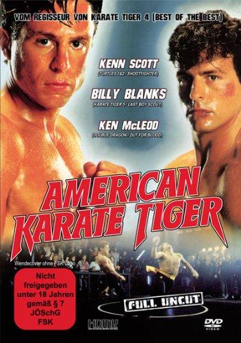 Bild von American Karate Tiger - Full Uncut
