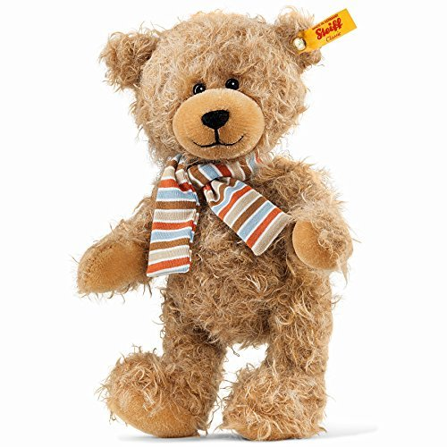 Steiff-Nils-Teddy-Bear-Light-brown-102-by-Steiff