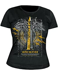 CRIPPER - Into the Fire - GIRLIE - Shirt