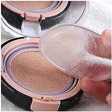 maange silicona Puffs Sponge Beauty Blender aplicador para maquillaje y bräunungs de loción