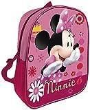 Minnie Mouse- Mochila infantil Disney 28x22 cm