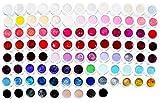 1x 5ml Colorgel High Line Serie LED und UV härtend, sehr hohe Deckkraft #98 nude pearl schimmer