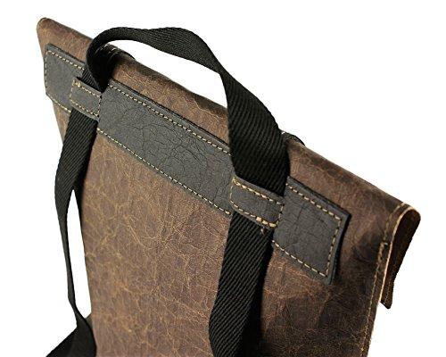 93850e33a7c6a bundi Swiss® SHOPPERBACKPACK STACY Vintage Handtasche Rucksack 2 in ...