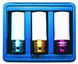 Kunzer 7RK03 Impact-Radmutterneinsätze 1/2 Zoll