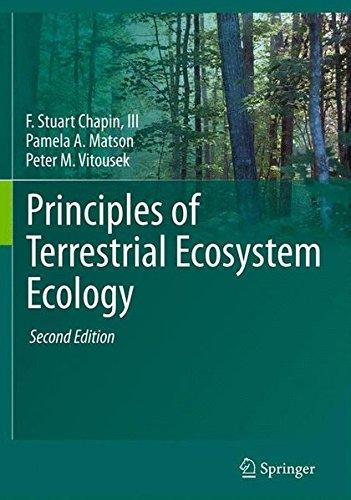 Principles of Terrestrial Ecosystem Ecology por F. Stuart III Chapin