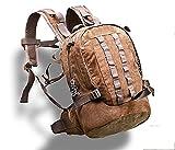 NSHK Mommy Bag Multi-Funktions-Rucksack Nappy Wickeltasche Handtasche Polyester Maternal Paket Reisetasche, Canvas Bag, leicht wiegen, Baby-Bedarf Schutztasche